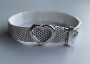 Женский браслет. Качественная серебряная копия модного бренда H058