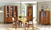 Гостиная-столовая Louis продаєм меблі Таранко для вітальні, стоової та