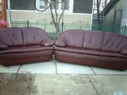 Шкіряні дивани та набори з Німеччини