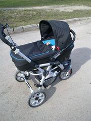 Коляска дитяча JANE 3в1