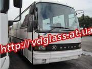 Автостекло триплекс,  лобовое стекло для автобусов Setra H 215