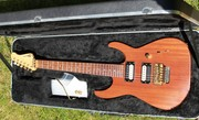 Charvel San Dimas I Mahogany,  made in USA,  Ontario