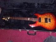 гітара Brian Moore Custom Guitar C-55P.