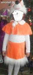 Дитячий костюм лисички