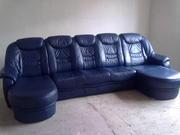 Продається диван з натуральної шкіри