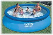 АКЦИЯ ! Надувные и каркасные бассейны INTEX для всей семьи