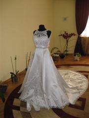 ексклюзивна весільна сукня відомого американського бренду