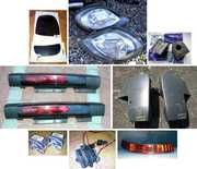 Продам недорого автозапчасти Opel Vivaro,  Renault Traffic