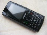 Мобильный телефон Nokia X2-02  на 2 sim