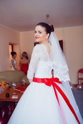 Орігінальне весільне плаття б/у