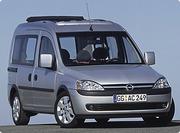 Разборка Opel Combo C