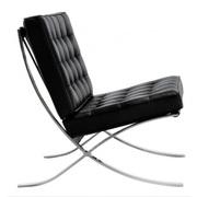 Кожаное кресло Барселона