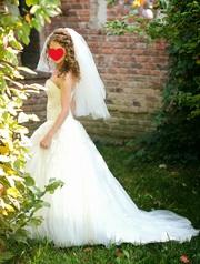 продаеться платье свадебное