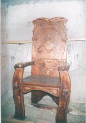 Эксклюзивная мебель ручной работы