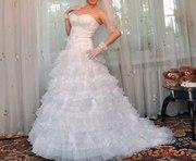 Продам весільне плаття НЕДОРОГО!!!