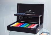 Подарочный набор цветных карандашей Faber-Castell