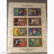 Продам поштові марки різних країн