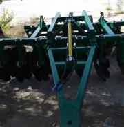 Агрегат грунтовой почвообрабатывающий полуприцепной АГП-2.7