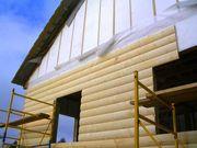 Блок-хаус для зовнішніх робіт Рогатин
